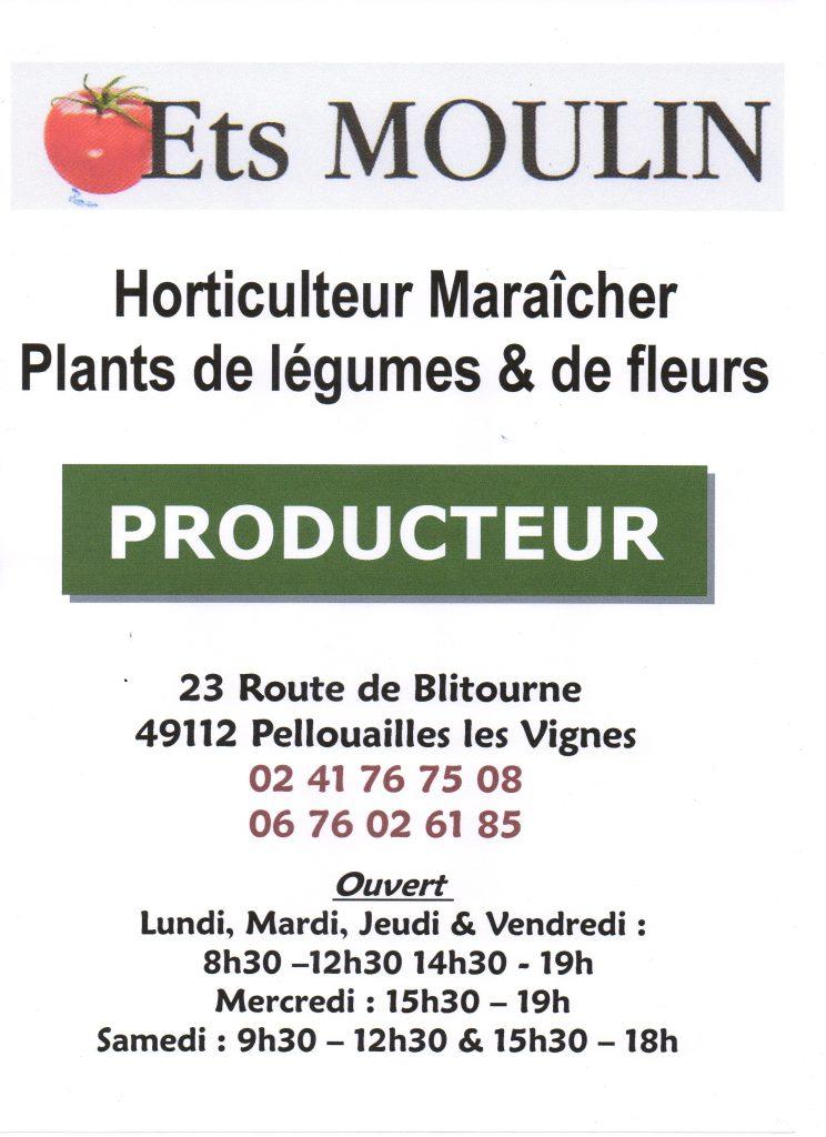 affiche ets Moulin