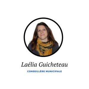 Laélia Guicheteau