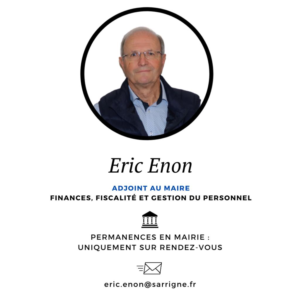 Eric Enon