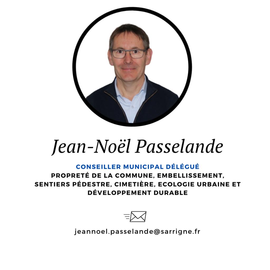Jean-Noël Passelande