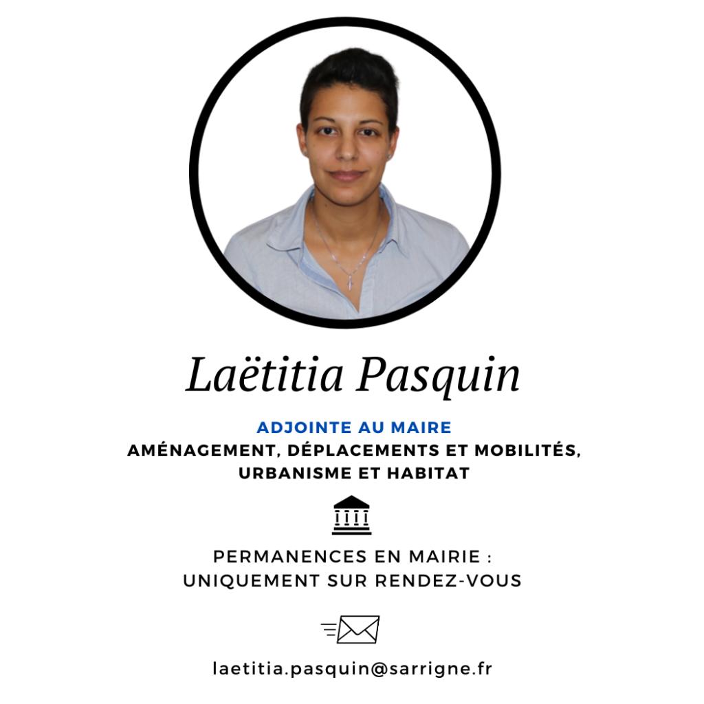 Laëtitia Pasquin