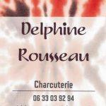 delphine rousseau - charcuterie