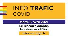 info trafic irigo
